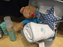 Geschenke f�r Babys und Neugeborene