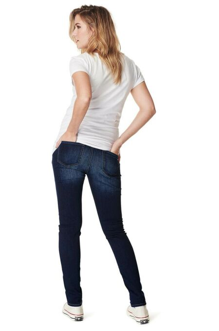 Noppies - Jeans Comfort slim - Plus Mila - everyday blue - 30 iger Länge