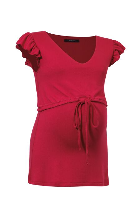 9Fashion - Bluse Padme - rose S