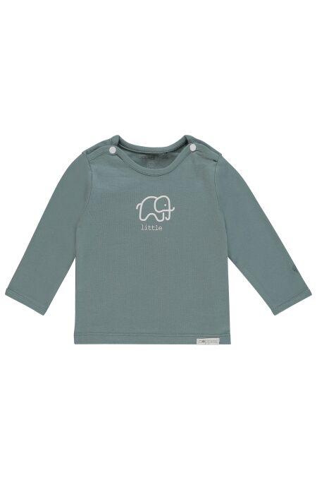 Noppies Baby- Langarm-Shirt - Amanda - dark green