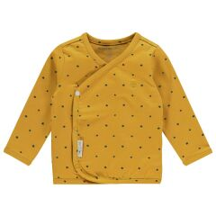 Noppies Baby - Langarm-Shirt - Overlap Taylor - honey yellow