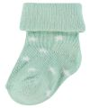 Noppies Baby - Babysocken - 2er-Pack - Levi -grey mint