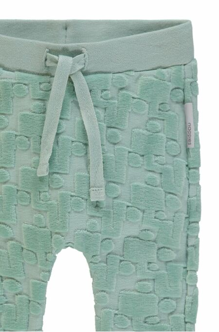Noppies Baby - coole Jogginghose - Tarrant - grey mint 56