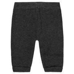 Noppies Baby- Hose Lux - dark grey melange