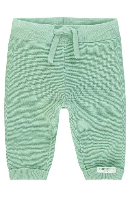 Noppies Baby- Hose Grover - grey mint 50