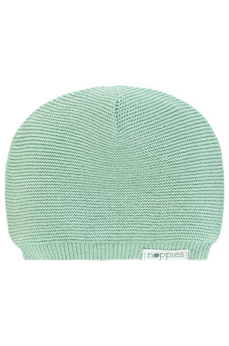 Noppies Baby - Mütze Rosita - grey mint