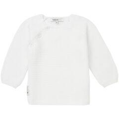 Noppies Baby- kuschelige Strickjacke - Pino - white