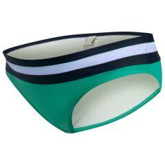 Esprit - stylischer Bade-Slip - emerald green