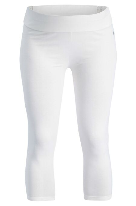 Esprit - Capri-Leggings - off white