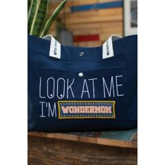 Pomkin - coole Mood Bag - navy
