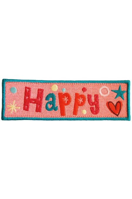 Pomkin - cooler Moodpatch - happy