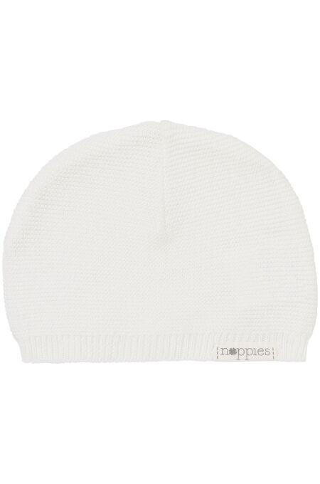 Noppies Baby - Mütze Rosita - white