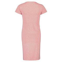Noppies - Still-Nachthemd - Suzy heart - silver pink