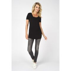 Noppies - Basic Still-T-Shirt - Rome - black