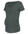 Noppies - Basic T-Shirt mit Sternmotiv - Rome - urban chic AOP