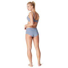 Noppies - Panty aus Baumwolle - blue melange