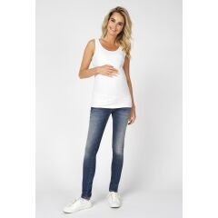 Noppies - Basic TankTop - Berlin - optical white