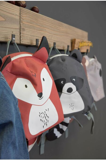 Lässig- Kinderrucksack Waschbär -Tiny Backpack- About Friends Racoon