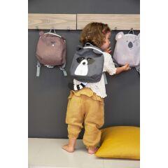 Lässig- Kinderrucksack Waschbär -Tiny Backpack-...