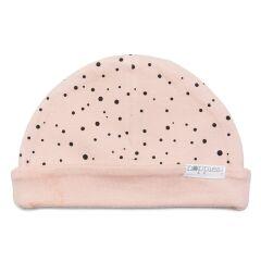 NoppiesBaby - Baby-Mützchen - Lynn - peach skin