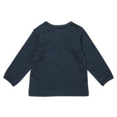 NoppiesBaby - Langarm-Shirt - Lux tekst - dark slate