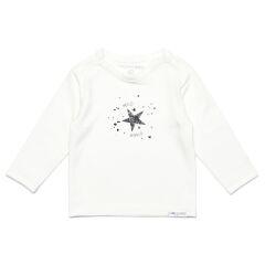NoppiesBaby - Langarm-Shirt - Lux tekst - snow white