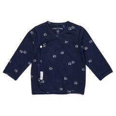 NoppiesBaby - Wickel-Langarm-Shirt mit Elafanten -...