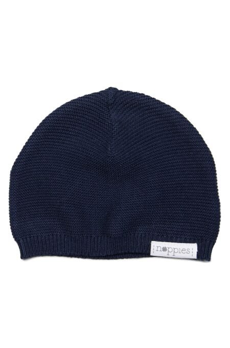 Noppies Baby - Strick-Mütze Zola - navy