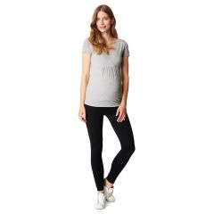 Esprit - Basic Leggings -  black M/L