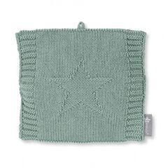 Sterntaler - Strick-Wärmesäckchen - hellgrün