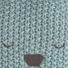 Lässig - Spieluhr - Knitted Musical Little Chums Dog - grün