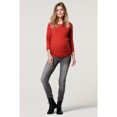 Noppies skinny Jeans OTB Avi 30 aged grey