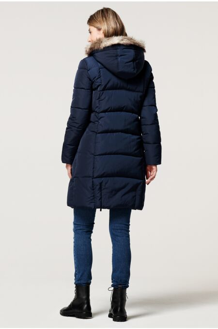 Noppies Umstandsjacke Winter Anna-night sky