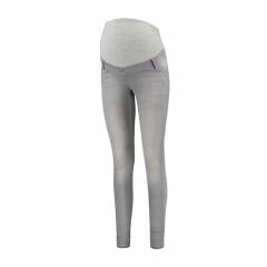 Love2Wait - Hose Sophia - grey denim - 32 iger Länge