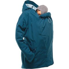 mamalila - Winter - Trageparka WinterWander deep teal