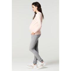 Supermom - Sweater Sugar für Schwangere - sand