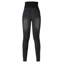 Supermom Jeans für Schwangere -  OTB skinny washed black
