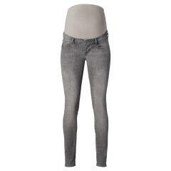 Supermom Jeans für Schwangere -  OTB skinny Aged grey