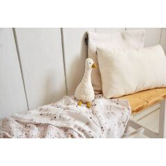 Lässig - Heavenly Soft Swaddle L, Tiny Farmer Flowers  80...