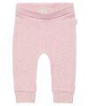 Noppies - U Pants comfort rib naura - light rose melange