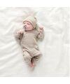 Noppies Baby - Playsuit Nevis - taupe melange