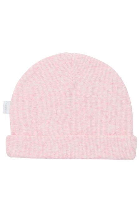 Noppies Baby - Mütze Nevel - light rose melange