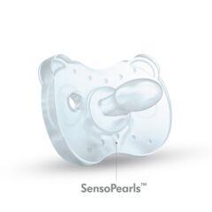 Medela Baby - Schnuller Soft Silikon - blau
