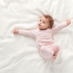 Noppies Baby - Wickeloberteil Nanyuki - light rose melange