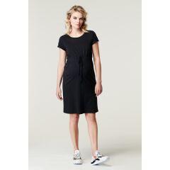Supermom - Dress organic - black