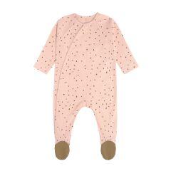 Lässig - Schlafanzug mit Füßen - powder pink