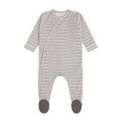 Lässig - Schlafanzug  mit Füßen - striped...