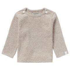 Noppies Baby - Langarmshirt Natal - taupe melange