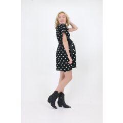 Love2Wait - Dress - dots