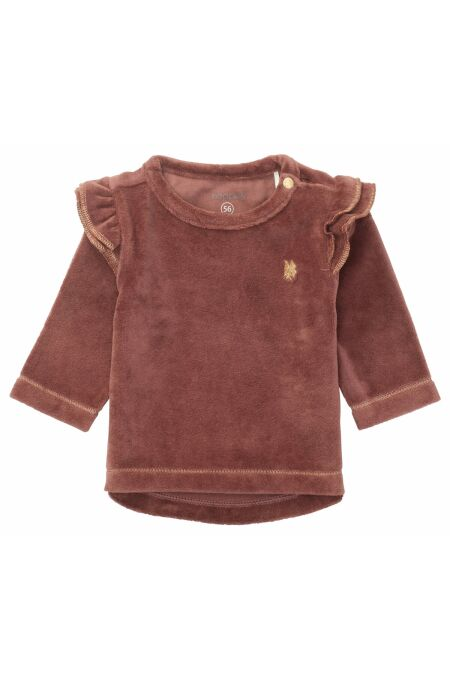 Noppies Baby - T-shirt Sisile - apple butter